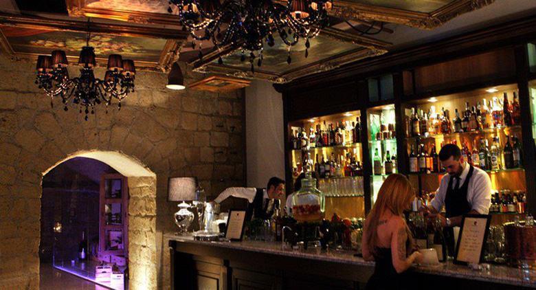 Campari Secret Bar all'Archivio Storico di Napoli