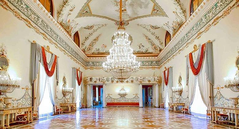 Sala da Ballo del Museo di Capodimonte