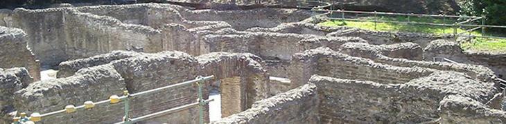 Terme Romane di via Terracina a Napoli