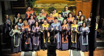 Coro gospel Euphoria a Napoli per Natale 2016
