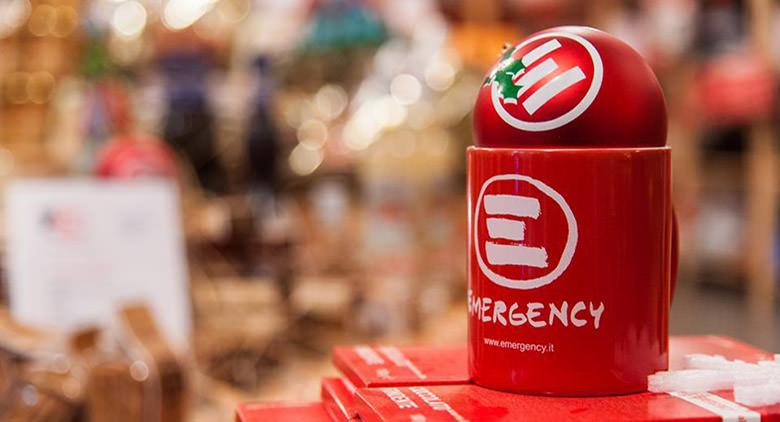 Spazio Emergency a Napoli per Natale 2016
