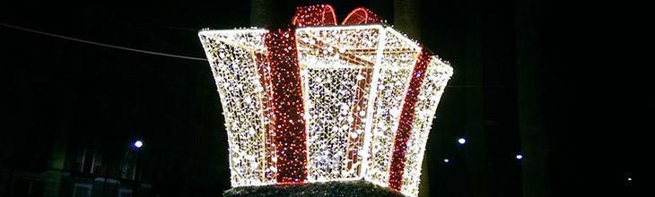 Luci di Natale 2016 a Napoli
