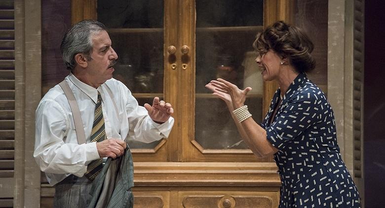 Non ti pago al Teatro Diana di Napoli: in scena la commedia di Eduardo