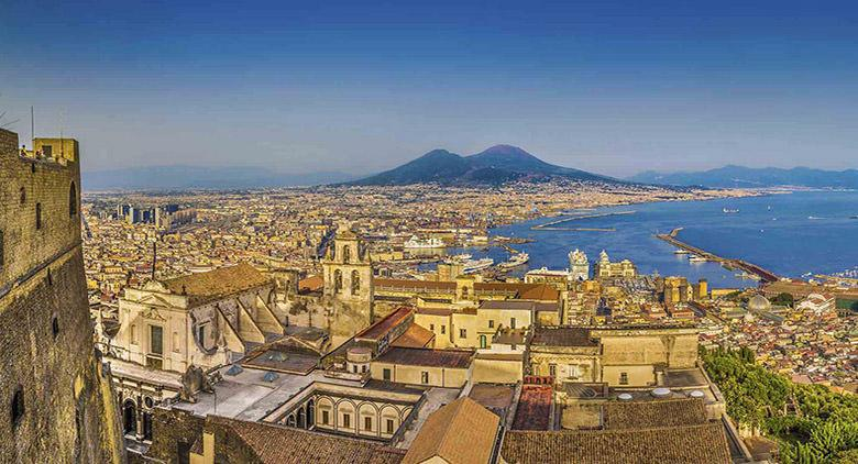 Puntata di Ulisse dedicata a Napoli