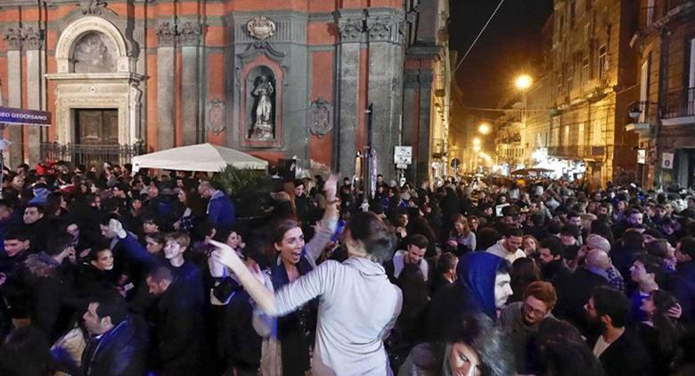 Programma della Notte d'Arte 2016 a Napoli