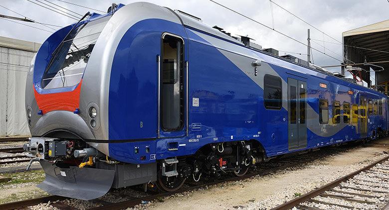 Treni EAV sostituiti da navetta per la tratta Napoli-Benevento