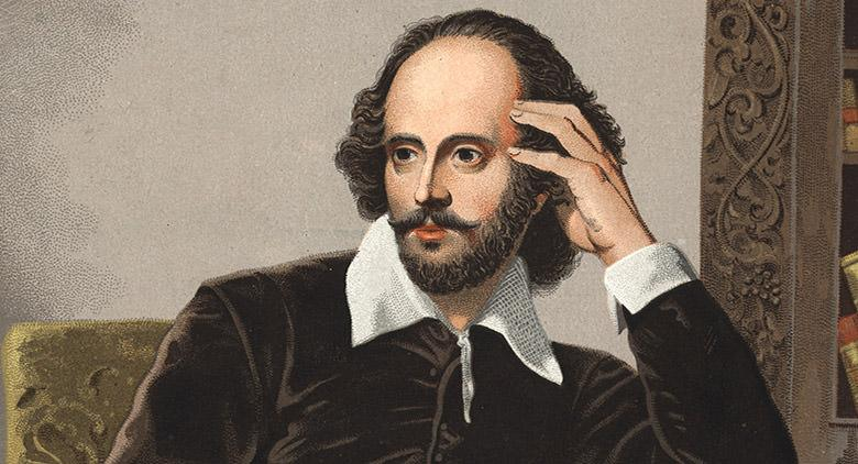 Omaggio a Shakespeare alla Galleria Borbonica a Napoli