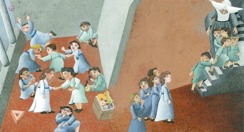 Storie di Bambini, una mostra con le illustrazioni di Letizia Galli