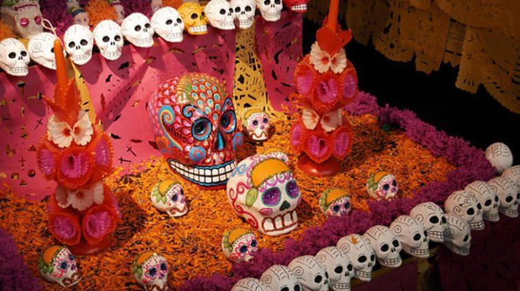 Giorno dei morti messicano all'Instituto Cervantes di Napoli