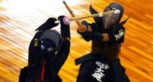 nationales Turnier von Kendo und Iaido in Neapel