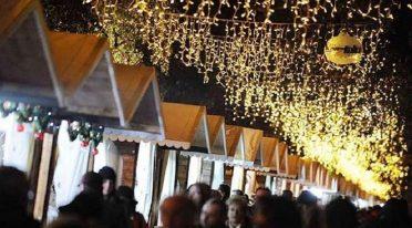 Christmas Village in Amalfi