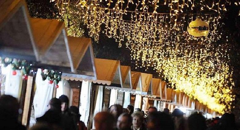 Christmas Village ad Amalfi