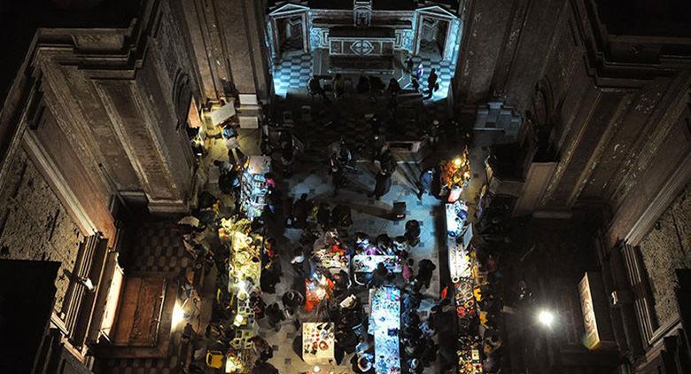 Mercato Meraviglia 2016 a Montesanto a Napoli