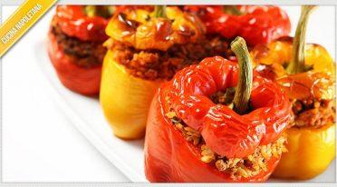 Ricetta dei peperoni ripieni alla salernitana