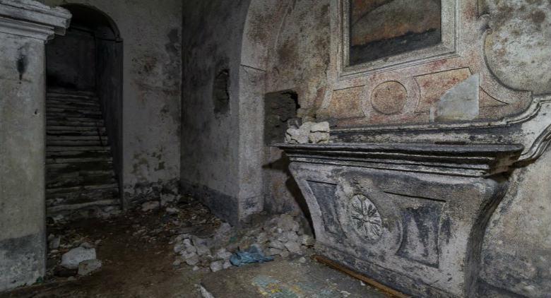 Crowdfunding per salvare la chiesa di Santa Luciella a Napoli