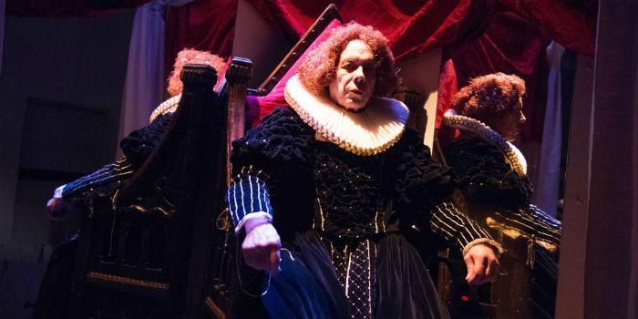 Recensione dello spettacolo Shakespeare in love (with Marlowe) al Piccolo Bellini di Napoli
