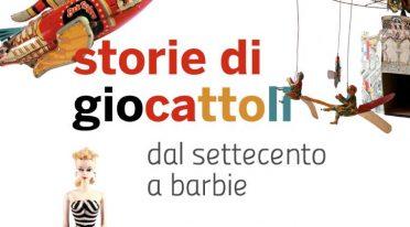 Geschichten von Spielzeug in San Domenico Maggiore in Neapel