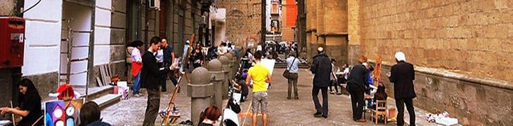 Artisti nel Borgo Sant'Eligio