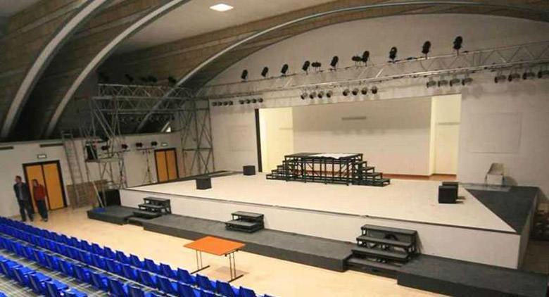 Concerto di Capodanno 2017 nell'Auditorium di Scampia
