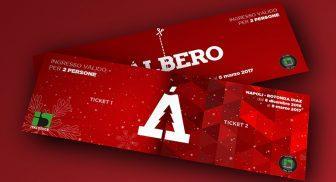 Biglietti a 5 euro per N'Albero a Napoli