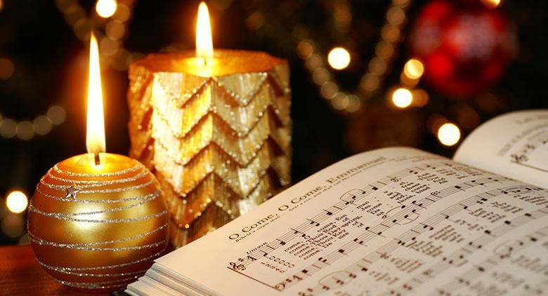 Canti di Natale alla chiesa Sant'Aniello a Caponapoli