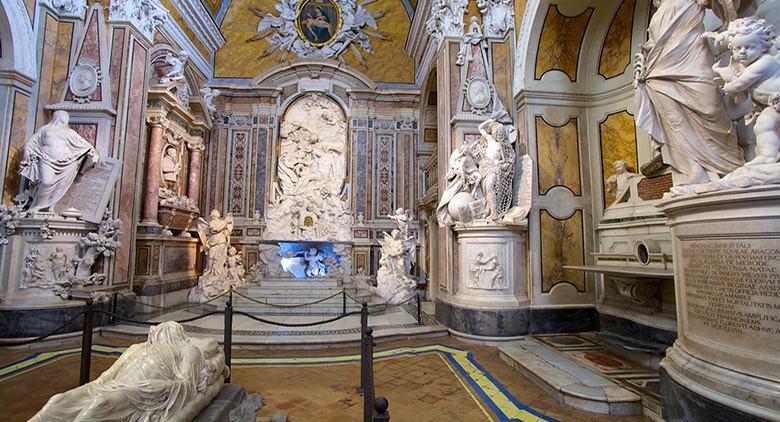 Ingresso gratuito alla Cappella Sansevero