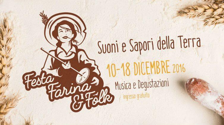 Festa, farina & folk a Napoli, suoni e sapori della terra