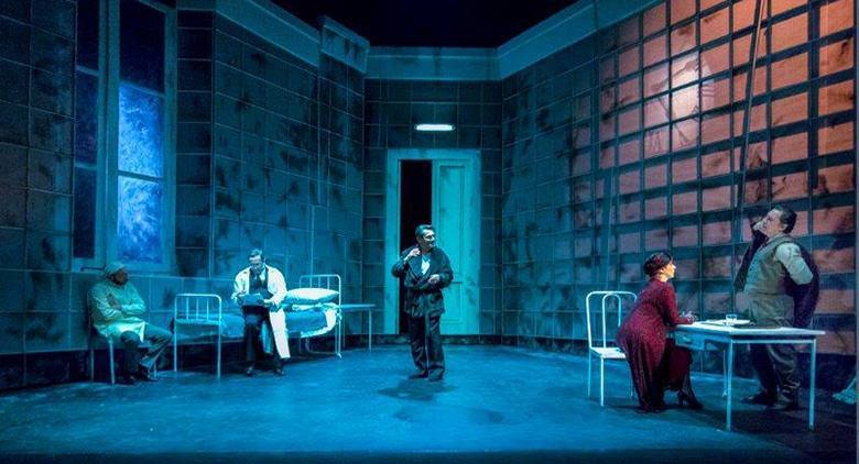 Il giuoco delle parti al Mercadante a Napoli: in scena l'opera di Pirandello