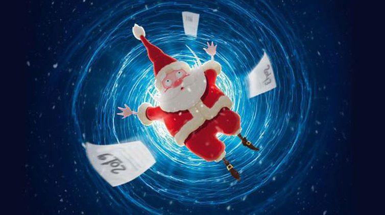 Il Villaggio di Babbo Natale dell'Edenlandia arriva a teatro