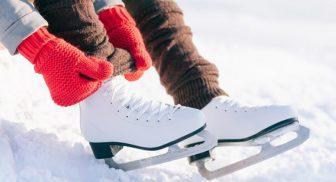 PIsta di pattinaggio su ghiaccio Torre del Greco