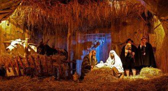 Presepi viventi a Napoli e in Campania per il Natale 2016
