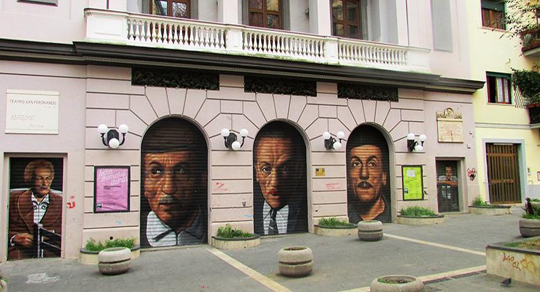 Miseria e Nobiltà al Teatro San Ferdinando di Napoli