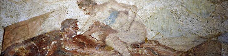 Terme Suburbane a Pompei