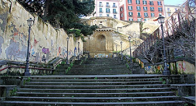 Tu scendi dalle scale 2016