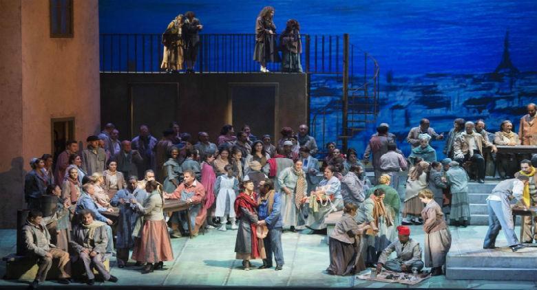 La Boheme al teatro San Carlo