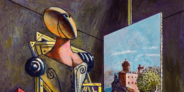 Mostra di Giorgio De Chirico ad Amalfi