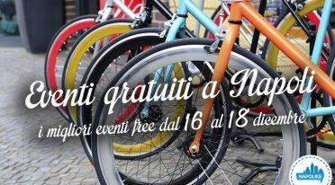 أحداث مجانية في نابولي خلال عطلة نهاية الأسبوع من 16 إلى 18 ديسمبر 2016