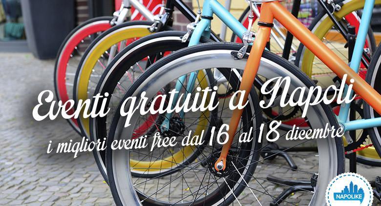 Kostenlose Events in Neapel am Wochenende von 16 bis 18 Dezember 2016