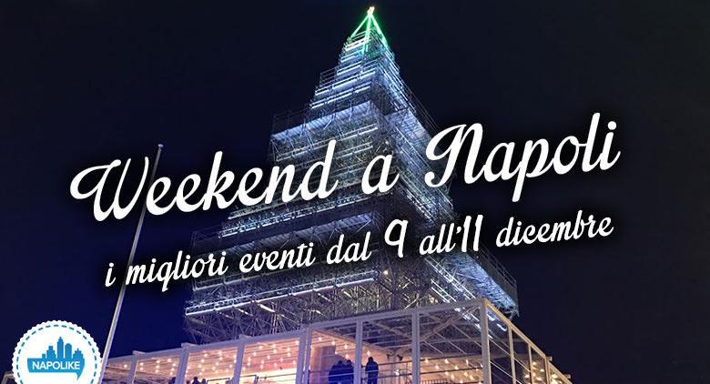 Eventi a Napoli nel weekend dal 19 all'11 dicembre 2016