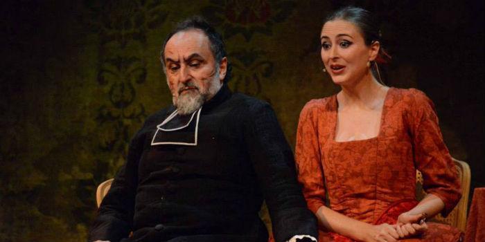 Il malato immaginario Teatro delle Palme Napoli