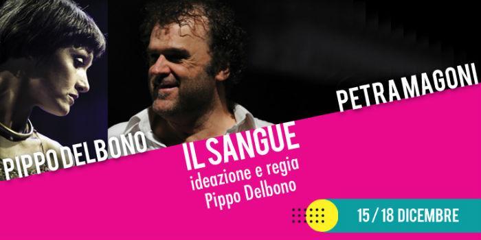 Il sangue Teatro Nuovo Napoli