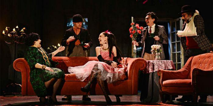 Ivanov in scena al Teatro Bellini di Napoli, regia di Filippo Dini