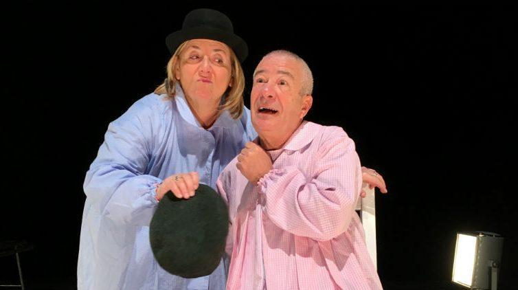 Li nipute de lu sinneco di Eduardo Scarpetta al teatro Piccolo Bellini di Napoli