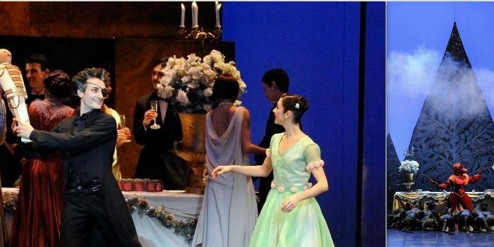 Lo Schiaccianoci in scena al Teatro San Carlo di Napoli