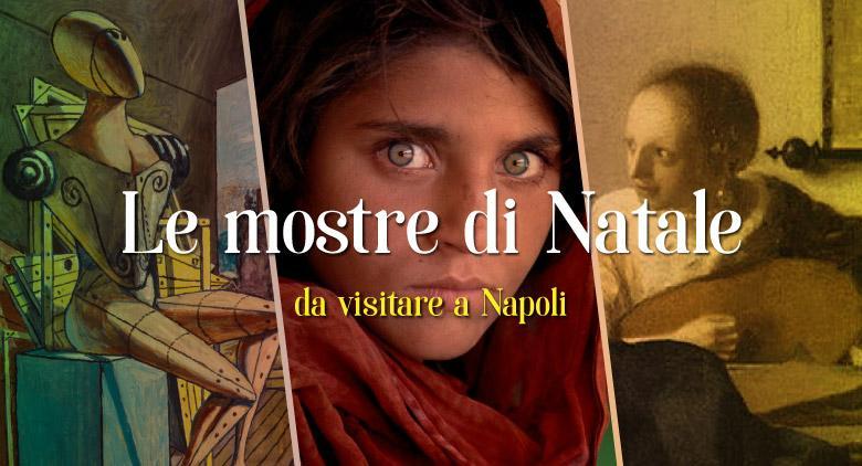 Le mostre d'arte da visitare a Napoli durante le feste di Natale 2016