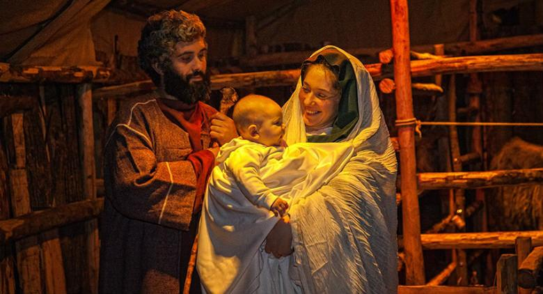 presepe vivente san gregorio armeno