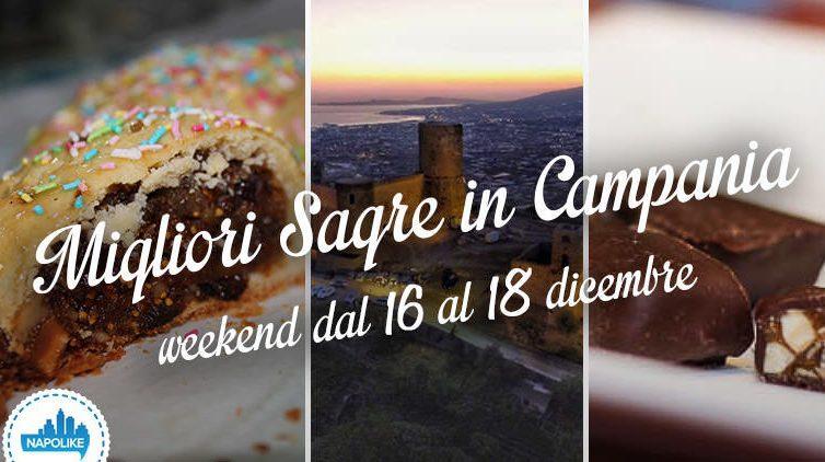 Sagre in Campania nel weekend dal 16 al 18 dicembre 2016
