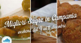 Sagre in Campania nel weekend dal 9 all'11 dicembre 2016
