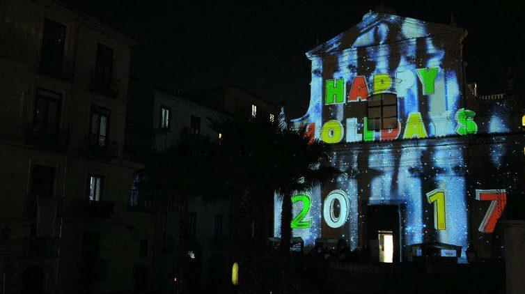 Salerno 3D Video Mapping al Complesso di Santa Sofia