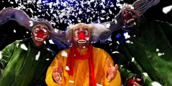 Lo spettacolo Slava's Snowshow al Teatro Bellini di Napoli